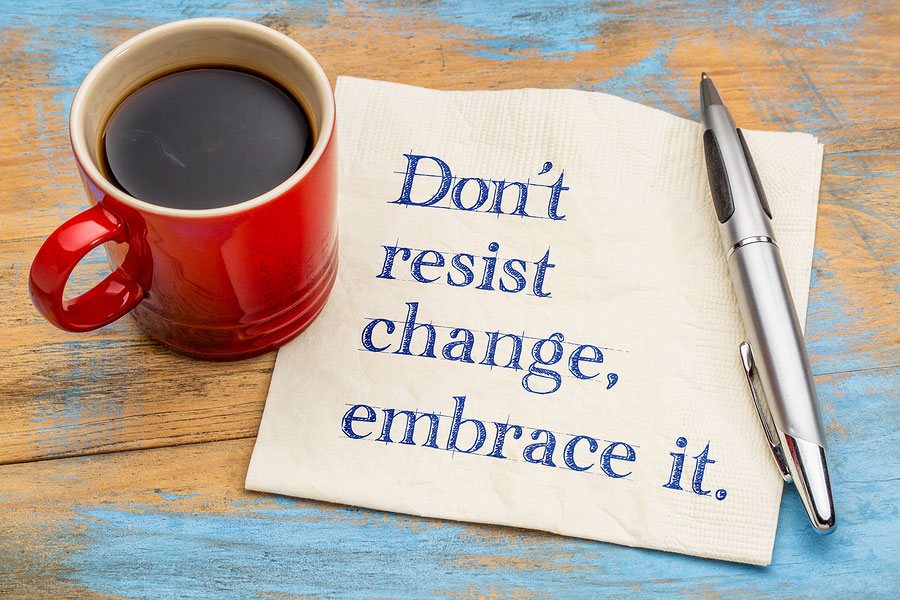 Resistance to Change is Futile