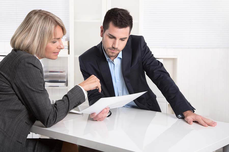 Executive coaching is one of the services Dr. Marilyn provides.
