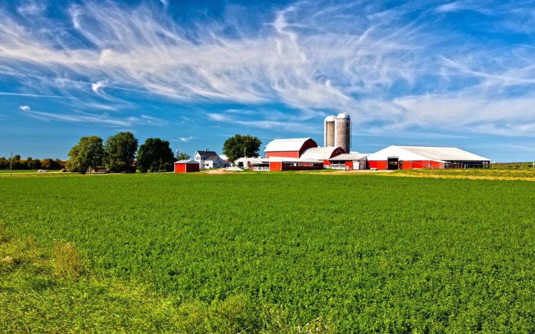 It is not Enough to Ensure that our Own Barn is Full, if We are Truly to Lead We Must also Ensure that Our Neighbors Have Grain.